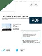 La Palma Correctional Center