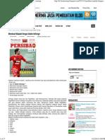 Membuat Majalah Dengan Adobe InDesign