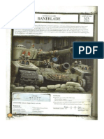 Warhammer 40K Reference Sheets
