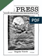 The Stony Brook Press - Volume 10, Issue 11