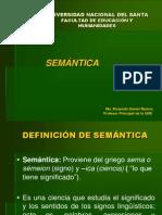 Semantica -Introducción a La Linguistica
