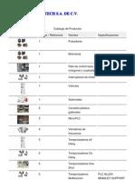ProductCatalog_ANTECH_EL SALVADOR