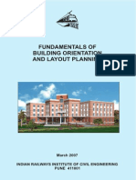 Fundaments Bldg Orient Layout Plg