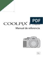 P 520 RM - Manual Coolpix
