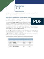 25 Fondo de Pensiones Tipo Abcde
