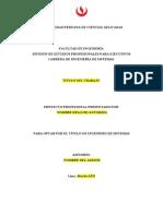 PI1-Entregable 1-2 Plantilla de Perfil