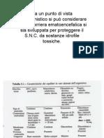 5.Barriera ematoencefalica e placentare