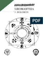 Hygromanteia of Solomon