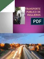 Transporte Publico de Pasajeros. y Revision Tenica de Vehicilos (1)