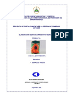 FPM Papaya en Conserva USA
