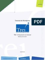 TREI Tutorial Wordpress