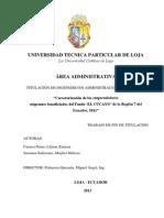Cuenca Puma- Saetama- Solorzano- Adm Empresas