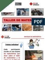 Ppt Matematica Drelm- Enero 2014
