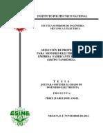 Selección de Protecciones Para Motores Eléctricos
