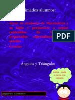 Modulo Angulos Triangulos