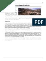 Historia de La Minería en Cerdeña