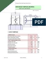 Cinnection-bearing_perhitungan Struktur Baja Dengan Ms Excel