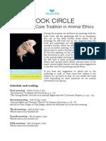 Book Circle Manual