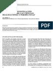 Diez Años de Investigación en Didáctica de La Ciencia[1]