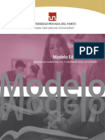 Brochure Modelo Educativo UPN