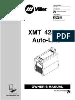 Miller Xmt 425 Vs