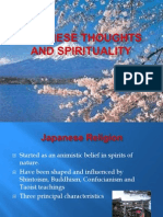 Japanese Thoughts and Spirituality Ppt(1)