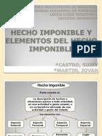 Tributaria (LLáminas Hecho Imponible)