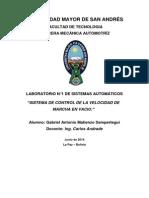 Laboratorio 1 Sistemas Automaticos Gabo