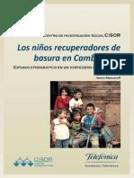 Los Niños Recuperadores de Basura en Cambalache