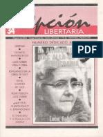 Opcion Libertaria Nc2b034 Octubre 2000