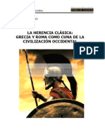 Teoria Grecia y Roma