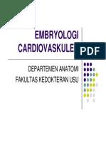 Cvs146 Slide Embryologi Cardiovasculer