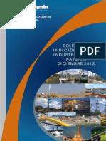 Boletin Indicadores Industria Gas Natural-diciembre-2012