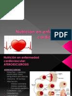 13-Nutrición en Enfermedad Cardiovascular