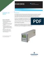 Standard Control Units 2U Datasheet