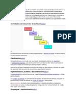 Un Proceso Para El Desarrollo de Software