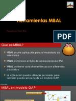 08. Herramientas MBAL (6-Junio-2014)