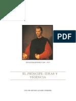 El Príncipe, Ideas y Vigencia, Por Jose Antonio Alvarez Cifuentes