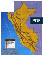 Mapa Del Peru - Los Andes