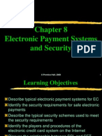 Electronic Payment System & Security