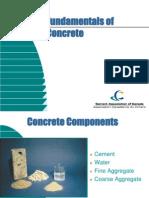 Fundamentals of Concrete (1)