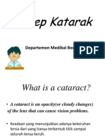 Askep Cataract