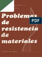 Problemas de Resistencia. Miroliubov. Editorial MIR. Moscú