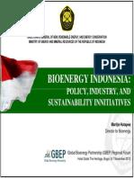 Bioenergy Indonesia