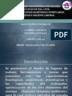 CHARLA HIGIENEUniversidad Tecnológica de Panamá