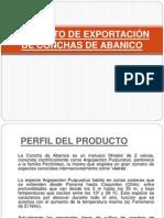 Proyecto de Exportación de Conchas de Abanico