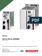 AX5000 Startup En