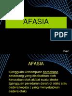 AFASIA 1