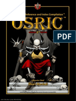 Osric Pocket Srd (PDF)