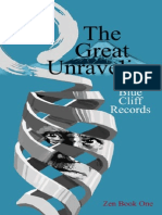 Great Unraveling - Blue Cliff Records